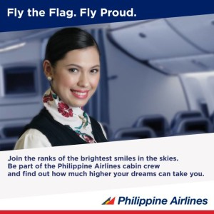 Philippine Airlines Flight is Hiring Flight Attendants NOW!!!