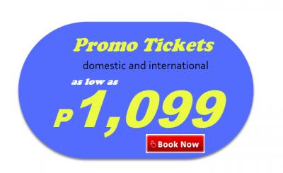2017 Cebu Pacific Air Promo: April, May, June