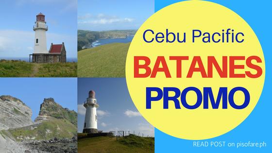 Cebu Pacific Promo Fare Batanes