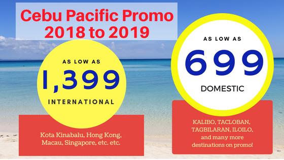 promo for months November, December, January 2019